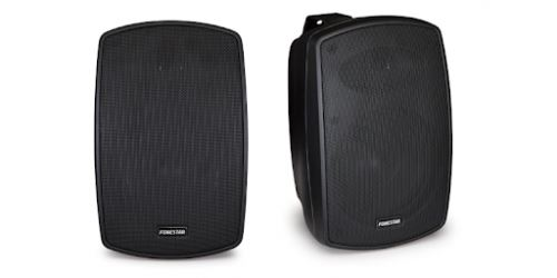 "Fonestar Elipse-5T - Pair loudspeakers 5"" 100V black"