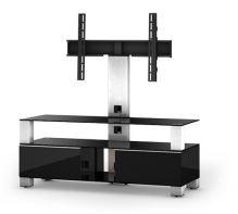 TV stolek Sonorous MD 8123 C-INX-BLK