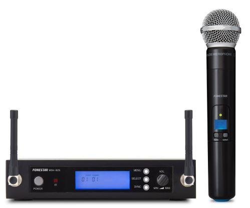 Fonestar MSH-825 - Diversity UHF hand microphone