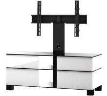 TV stolek Sonorous MD 8220 B-HBLK-WHT